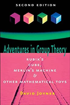 Adventures in Group Theory par [Joyner, David]