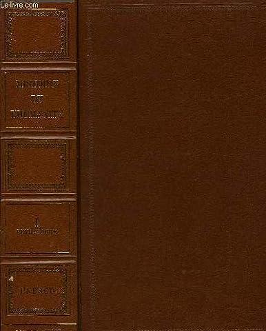 Histoire de l'humanité. 6 tomes en 9 volumes + un index.