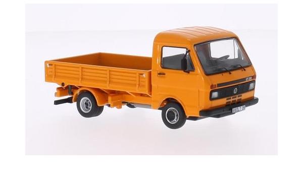 Vw Lt 28 Pritsche Orange 0 Modellauto Fertigmodell Premium Classixxs 1 43 Spielzeug