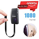 FREDI IP Cámara Cámara Espía/Oculta HD 1080P Spy Mini Wifi Cámara P2P...