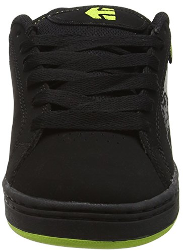 Etnies Metal Mulisha Fader, Chaussures de Skateboard Homme Noir (Black/Black003)