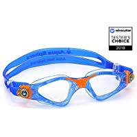 Aqua Sphere Kid's Kayenne Junior Boy's and Girl's Swimming Goggles