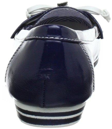 467c68dff1e8 Marco Tozzi 222211120 Damen Ballerinas Blau NAVY 805 -decker-werbung.de