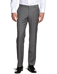 Purple Label by Benvenuto Herren Hose Niedriger Bund 61284206600318 Baukasten Slim Fit
