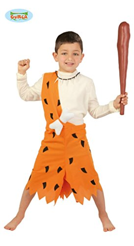 Imagen de disfraz de troglodita infantil talla 3 4 años