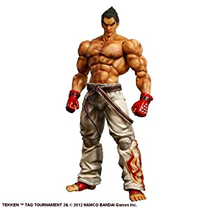 Tekken Tag Tournament 2 - Figura Play Arts Kai: Kazuya Mishima 9