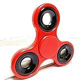 Discount Retail Fidget Spinner, Red