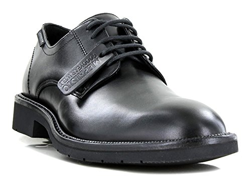 MEPHISTO TAYLOR - Derbies / Richelieus - Homme Black