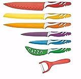 JOLTA® Hofman Stylisches Messerset 6tlg.