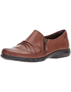 Rockport Penfield Zip Shoe Stretta Pelle sintetica Mocassini