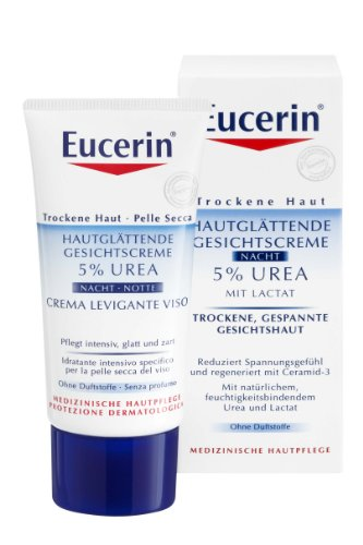 Eucerin TH 5% Urea Creme Viso