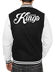 Bayern Kings College Vest Negro Certified Freak