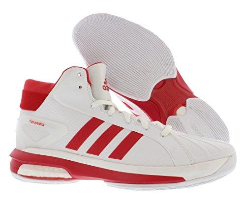 Adidas Sm Futurestar Boost Chaussures de basket Taille 12.5 White/Red