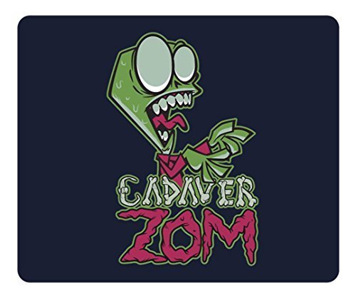 General Mouse Pad Rectangle Mouse Pad Gaming Mousepad Zombie Rectangle [Non-Slip] Mousepad Oblong Gaming Mouse Pads