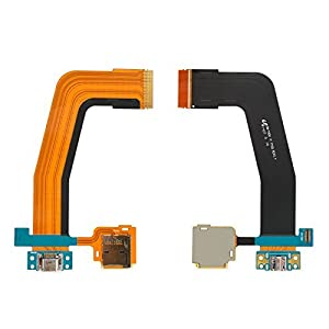 Samsung Galaxy Tab S Sm - T800 T807 T805 Ladebuchse Flexkabel Sd Slot Reader
