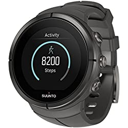 Suunto Spartan Ultra Stealth Titanium Watch GPS, Unisex, Black (Stealth Titan), One Size