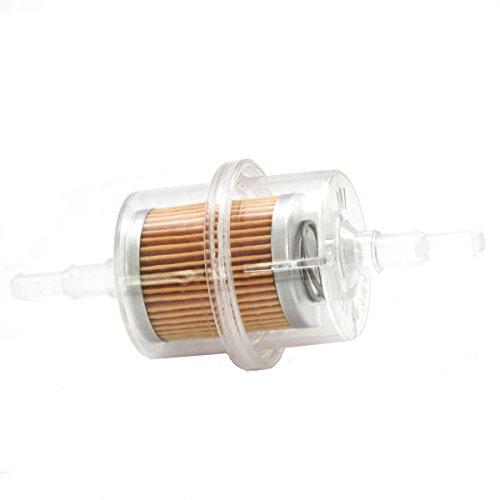 Schmutzfilter für Treibstoff 12 cm lang - 50 l/h