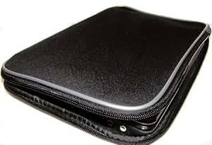 """DURAGADGET waterproof neoprene Black Case Sleeve for Apple MacBook 13.3"""" 13"""" laptop"""