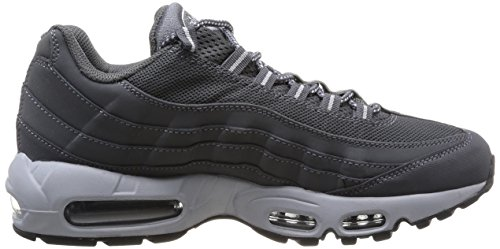 Nike Mens Air Max 95 Synthetic Trainers Grey