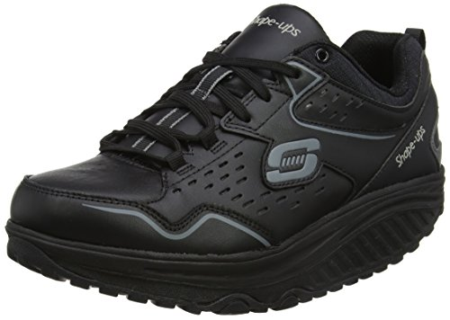 Skechers Shape Ups 2.0 Perfect Comfort, Women's Fitness Shoes, Black (Black), 6...