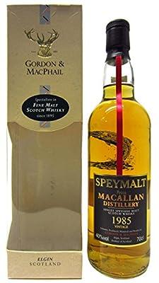 Macallan - Speymalt - 1985 17 year old