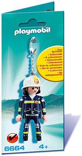 Playmobil 6664 - Schlüsselanhänger Feuerwehrmann