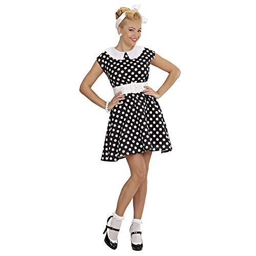 Widmann - Erwachsenenkostüm 50er Jahre Kleid