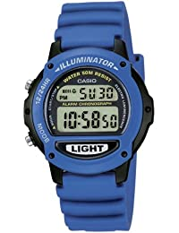 Casio Collection Kinder-Armbanduhr Digital Quarz LW-22H-2AVES