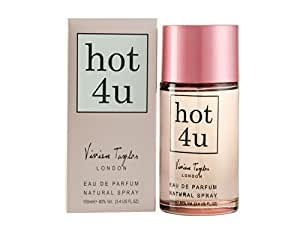 Vivien Taylor Hot 4 U Eau De Parfum for Her 100ml