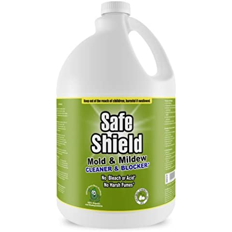 Safe Shield Mold and Mildew Blocker 1 Gallon by MyCleaningProducts.com