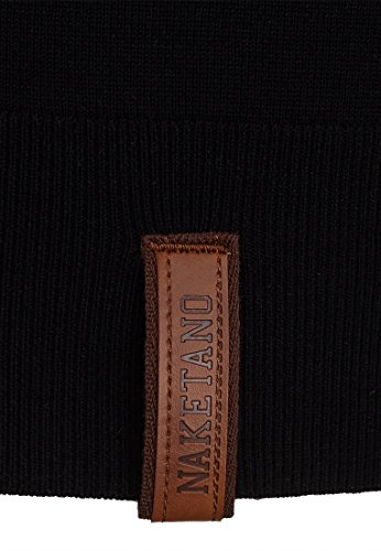 Naketano Male Knit Feuerkralle VIII Black