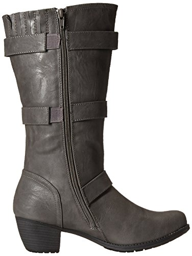 Easy Street Barlow Large Synthétique Botte Grey