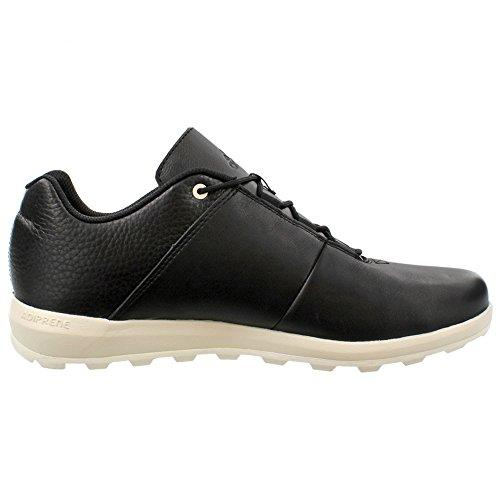 Adidas Outdoor Zappan II Black / granito / nero della scarpa da tennis 7 D (m) Black/Chalk White/Black