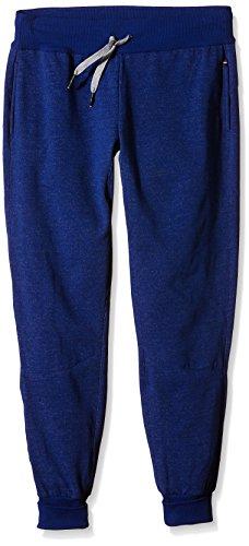 Odlo Spot Pantalon de Jogging Chaud-ION XXL Bleu - Indigo mélangé