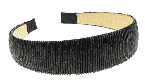 Damen 3cm breit Luxus Pailletten-Sparkly Kopfband alice (Tiara Pailletten)