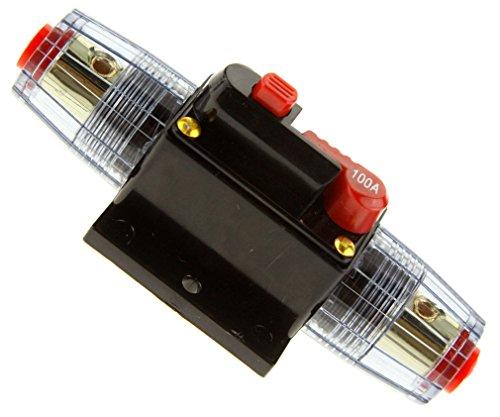 100A Automatiksicherungshalter Sicherung Halter 12V
