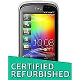 (CERTIFIED REFURBISHED) HTC Explorer A310E (Metallic White)