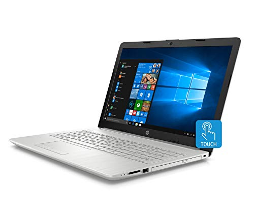 HP 15 Core i3 7th Gen 15.6-inch Touchscreen Laptop (4GB/1TB HDD/Windows 10/MS Office/Natural Silver/2.04 kg), 15-ds0043tu Image 5