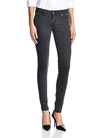 Levi's Women's 710 Super Skinny Jeans (21325-0019_Med Indigo - Flat Finish_26)