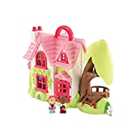 Early Learning Centre 148425 HAPPYLAND Cherry Cottage, Happy Land Sets
