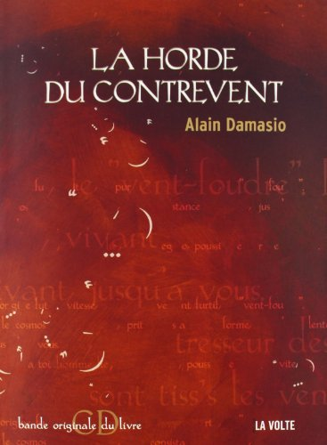 La horde du contrevent (1CD audio)