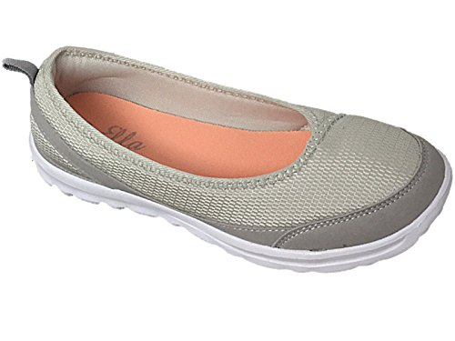 Damen Sneaker Grau Grey T Foster Shoes 48TxJL