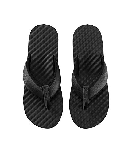 The North Face M BASE CAMP FLIP-FLOP Herren Zehentrenner, Black (Black/Black 002), 42 EU / 8 UK / 9 US