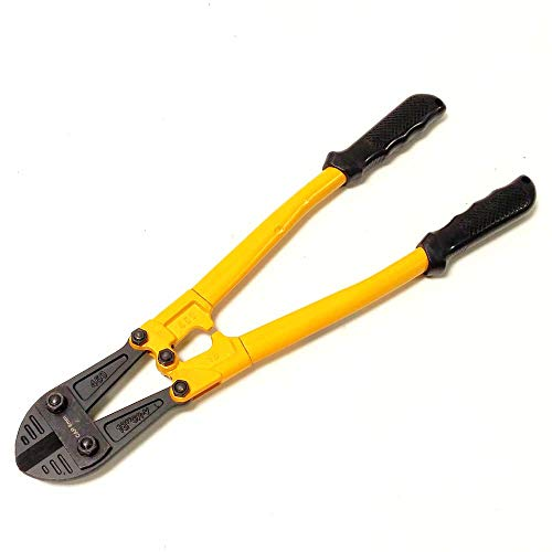 Cablematic - Cizalla cromo-vanadio cortar metal 450mm