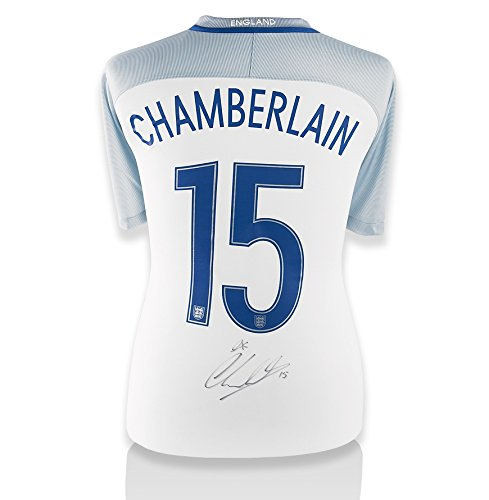 Alex-Oxlade-Chamberlain-Hand-Signed-201617-England-Home-Shirt-Number-15