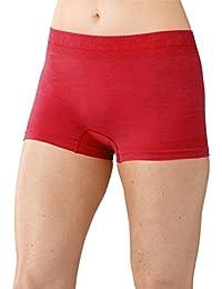 Smartwool Damen nahtlose Pants, rot