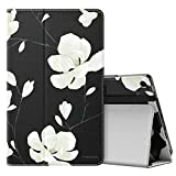 MoKo Case Compatible with Amazon Fire HD 10 Tablet (7th