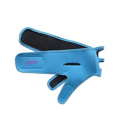 ZUCAI Face-Lifting-Maske - Face Face V Face Lifting-Gesichtsverband Face Lifting-Gesichtsmassagegerät mit dünnem Doppelkinn (Size : A) -