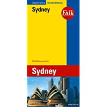 Falk Cityplan Extra Standardfaltung International Sydney mit Straßenverzeichnis