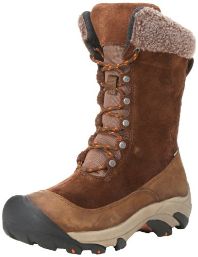 Keen Hoodoo II Women dark earth-rust